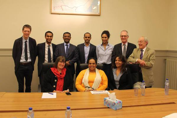 BelgoEthiopian Association 2015 Board Meeting